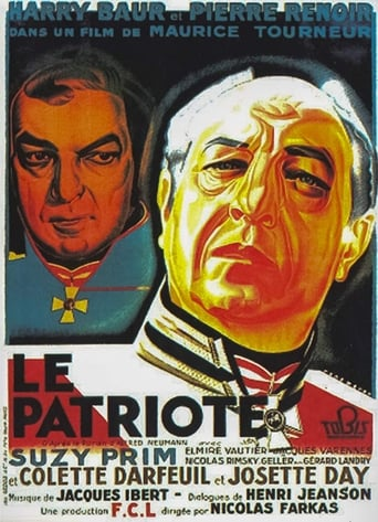 Poster of Le Patriote