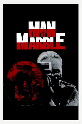 Poster of Man of Marble
