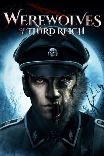 Poster of Werewolves of the Third Reich
