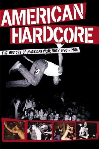 Poster of American Hardcore