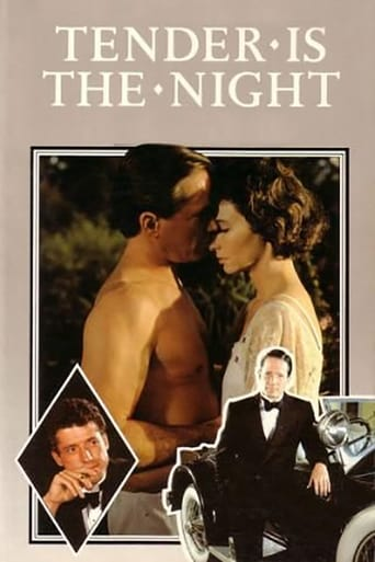 Poster of Tender is the Night