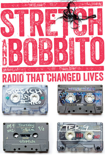 Stretch and Bobbito: Radio That Changed Lives poster
