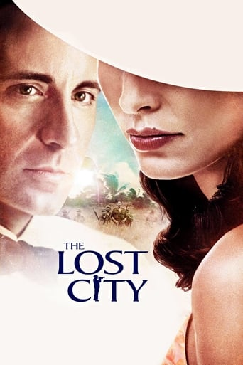 Poster of The Lost City