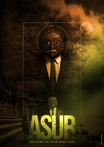 Poster of Asur: Welcome to Your Dark Side (2020)