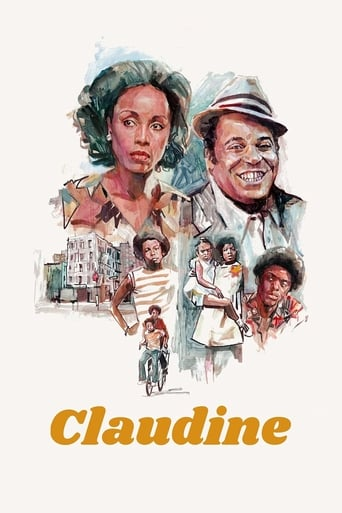 Poster of Claudine
