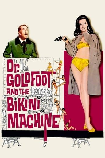 Poster of Dr. Goldfoot and the Bikini Machine