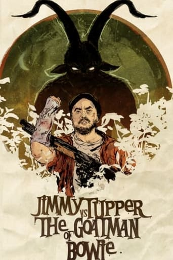 Poster of Jimmy Tupper vs. The Goatman of Bowie