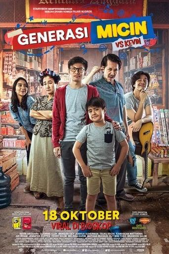 Poster of Micin Generation vs Kevin