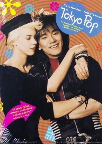 Poster of Tokyo Pop