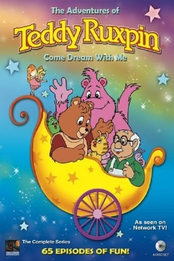Poster of The Adventures of Teddy Ruxpin