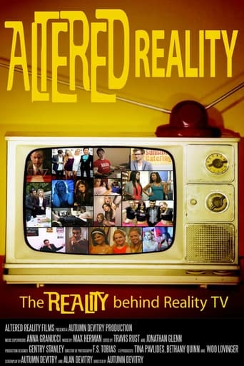 Poster of Altered Reality