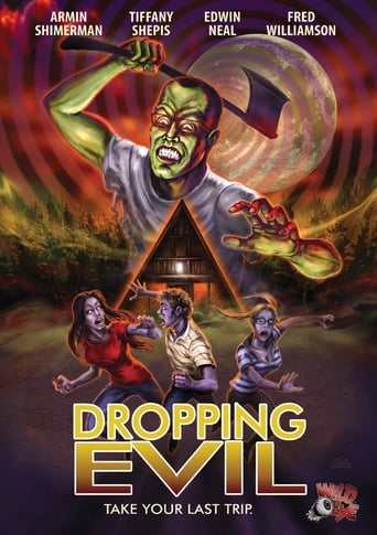 Poster of Dropping Evil