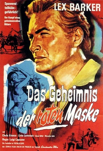 Poster of Terror of the Red Mask