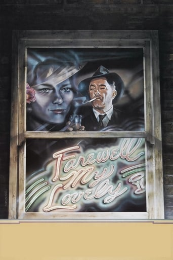Poster of Farewell, My Lovely