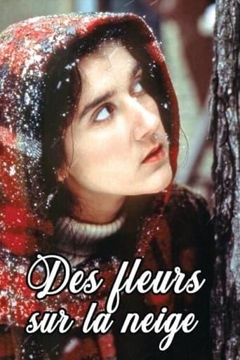 Poster of Des fleurs sur la neige
