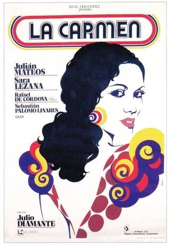 Poster of La Carmen