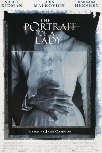 Poster of The Portrait of a Lady