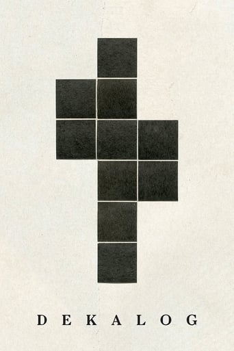 Poster of Dekalog