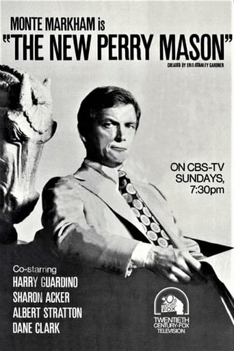 Poster of The New Perry Mason