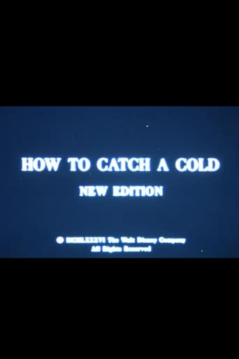 Poster of How to Catch a Cold