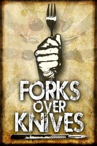 Poster of Forks Over Knives