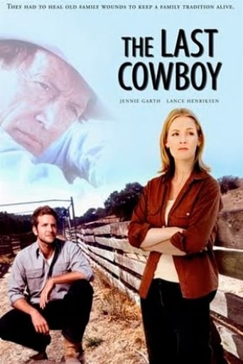 Poster of The Last Cowboy