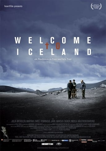 Poster of Welcome to Iceland