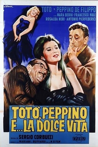Poster of Totò, Peppino and... the Sweet Life