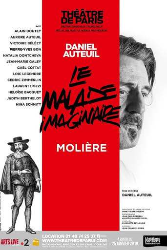 Poster of Le malade imaginaire