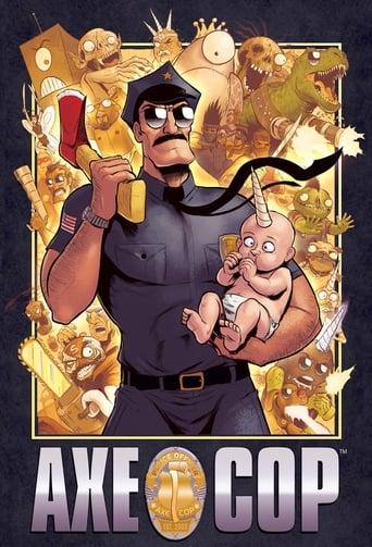 Poster of Axe Cop