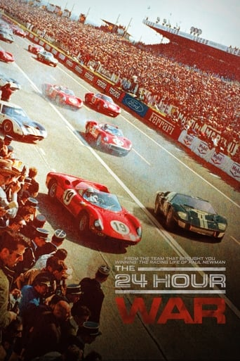 Poster of The 24 Hour War