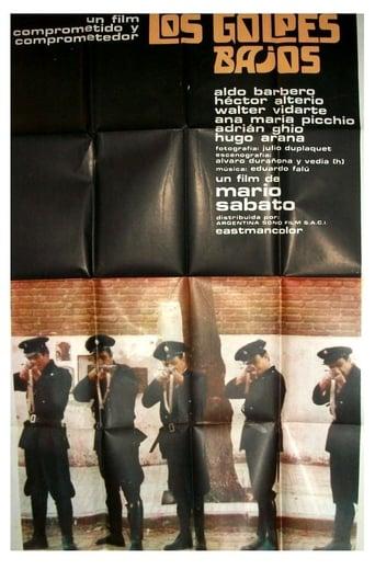Poster of Los golpes bajos
