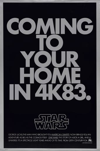 Return of the Jedi: 4K83 poster