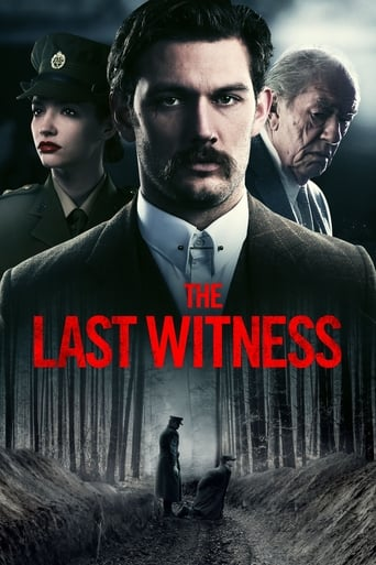 Poster of The Last Witness – L'ultimo testimone