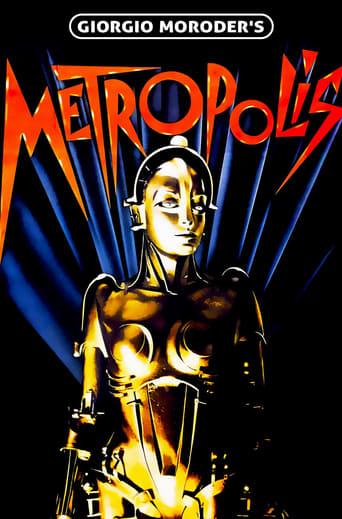 Poster of Giorgio Moroder's Metropolis