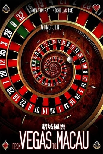 Poster of From Vegas to Macau