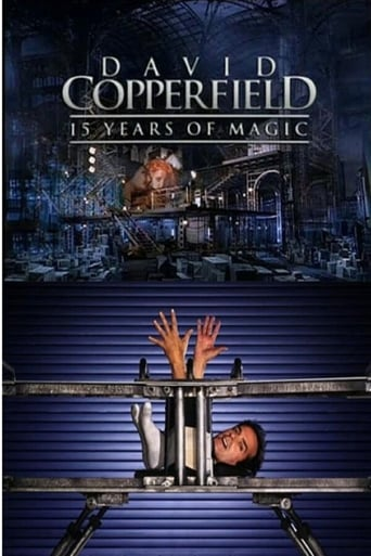 Poster of David Copperfield - 15 Years of Magic