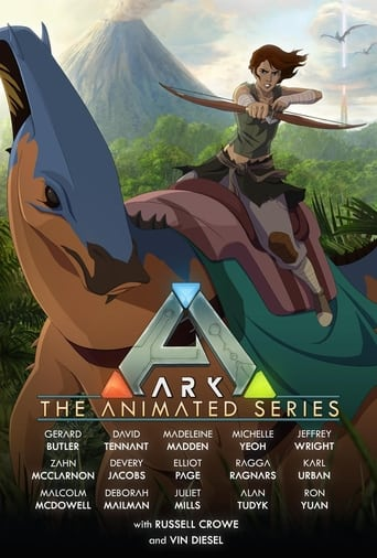 Poster of ARK: The Animated Series