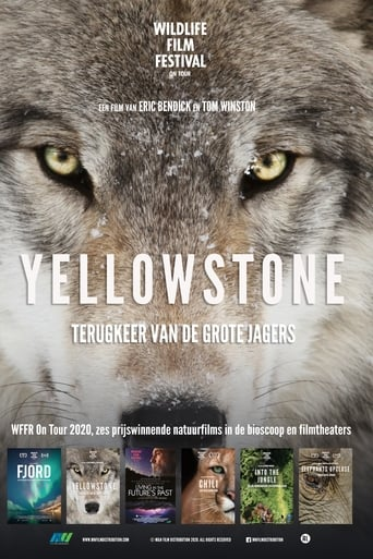 Poster of Yellowstone