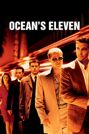 Filmplakat von Ocean's Eleven