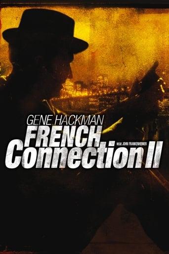 Filmplakat von French Connection II