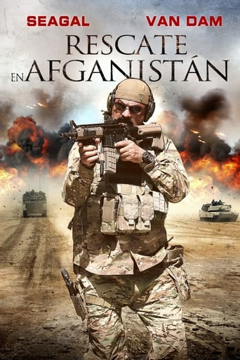 Poster of Rescate en Afganistán
