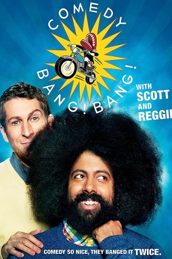 Poster of Comedy Bang! Bang!