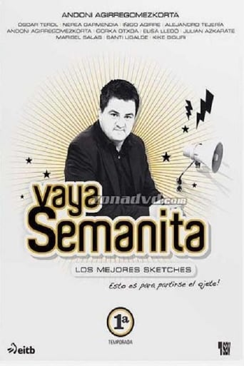 Poster of Vaya Semanita