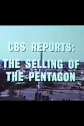 Poster of The Selling Of The Pentagon