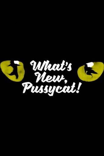 Poster of What's New, Pussycat!: Backstage at Cats with Tyler Hanes