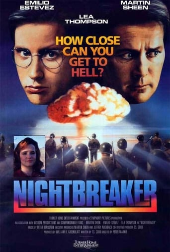 Nightbreaker poster