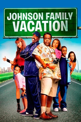 Poster of Johnson Family Vacation