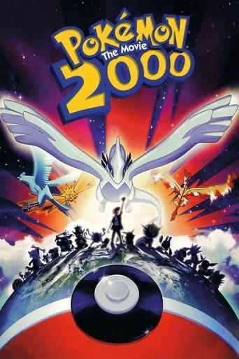 Poster of Pokémon: The Movie 2000