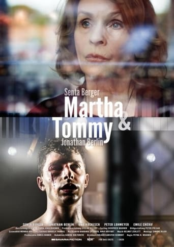 Poster of Martha & Tommy